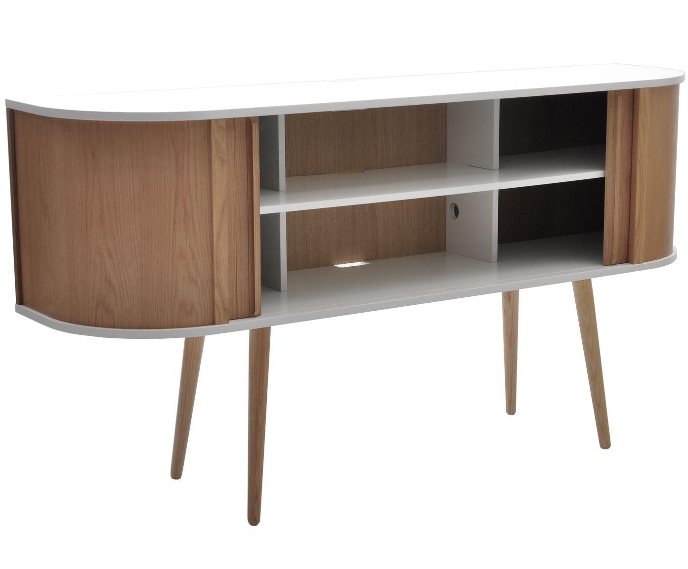 praktischer stauraum und stylisches m belst ck in einem rge pr sentiert das sideboard hugo das. Black Bedroom Furniture Sets. Home Design Ideas
