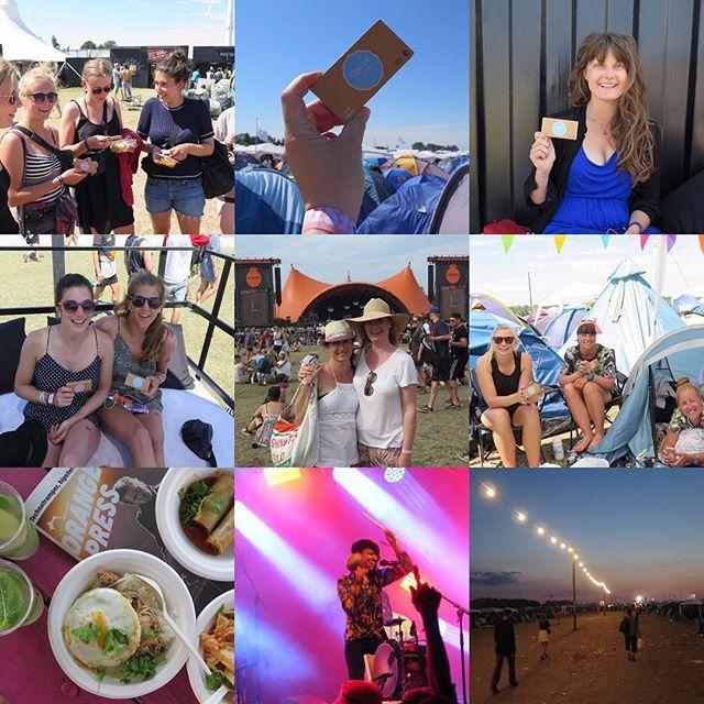 Tak Roskilde ♥️♻️ vi ses igen til næste år! #rf15 #feelfree #freesamples #ecocert #nordisksvanemærke #tamponer #kærlighedtilmusikogmennesker