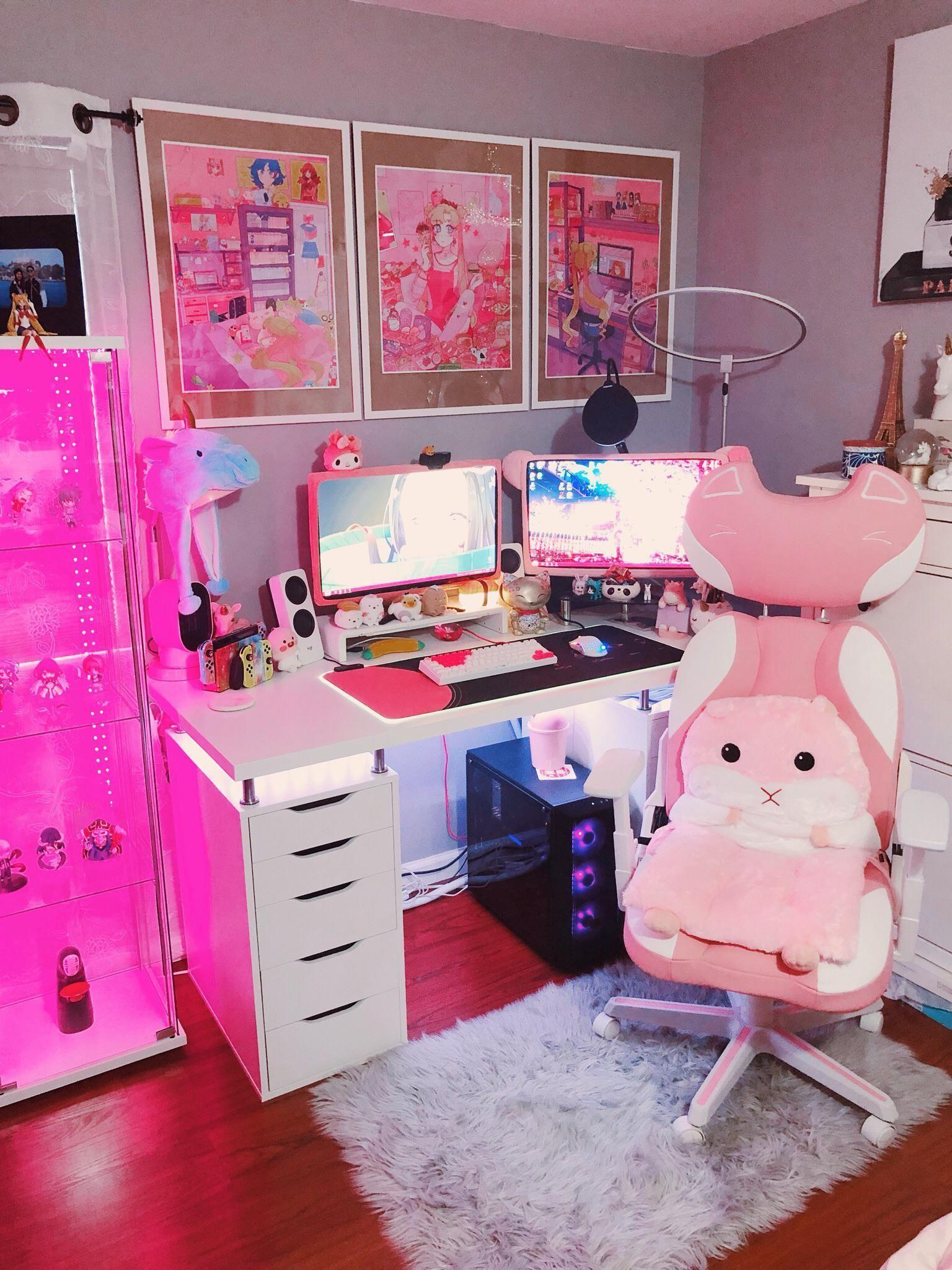 Anime bedroom ideas in 2020 20 suprisingly ideas