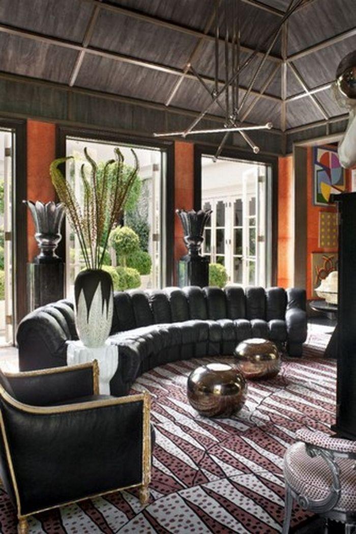 Fantastisch Samt Sofa | Modernes Sofa | Velvet Sofa | Modern Sofa | TOP 10 SOFAS FÜR  EIN MODERNES WOHNZIMMER | Www.wohnenmitklassikern.com