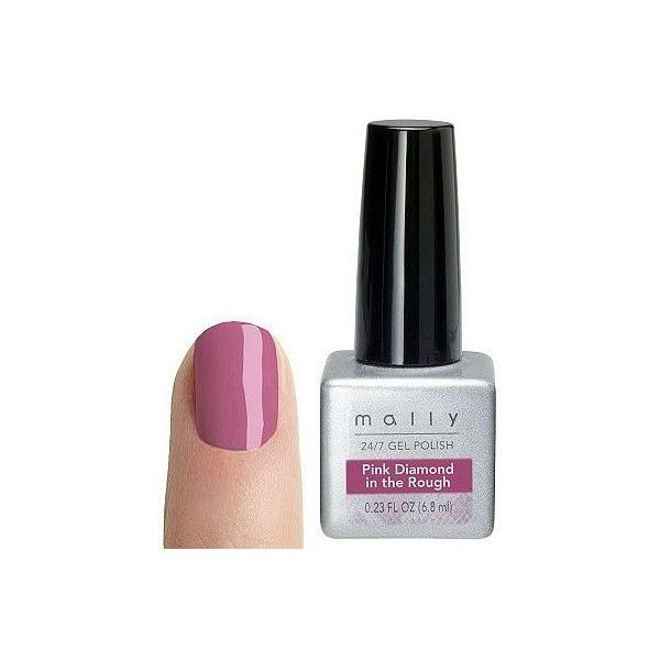 Mally 24/7 Gel Polish Nail Color (£9.93) ❤ liked on Polyvore ...