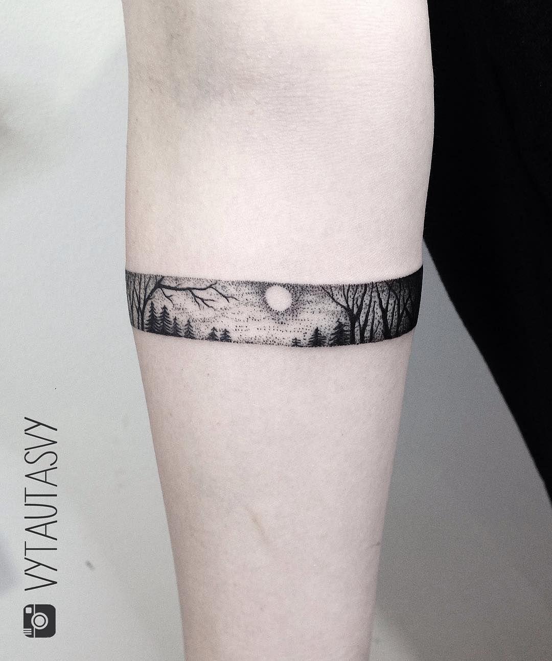 Pin by Lexi Jameson on tatuaje Arm band tattoo, Band