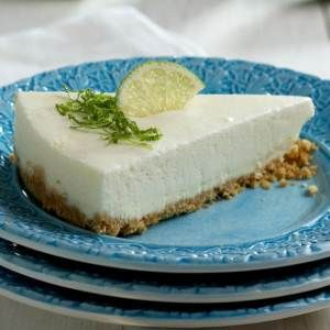 Kotiliesi - Sitruuna-juustokakku