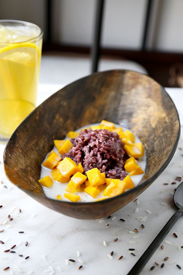 Mango Sticky Rice | Recipe | Mango sticky rice, Sticky ...