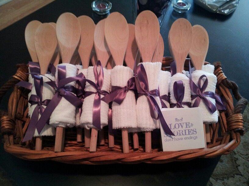 Bridal Shower Craft Gift Ideas