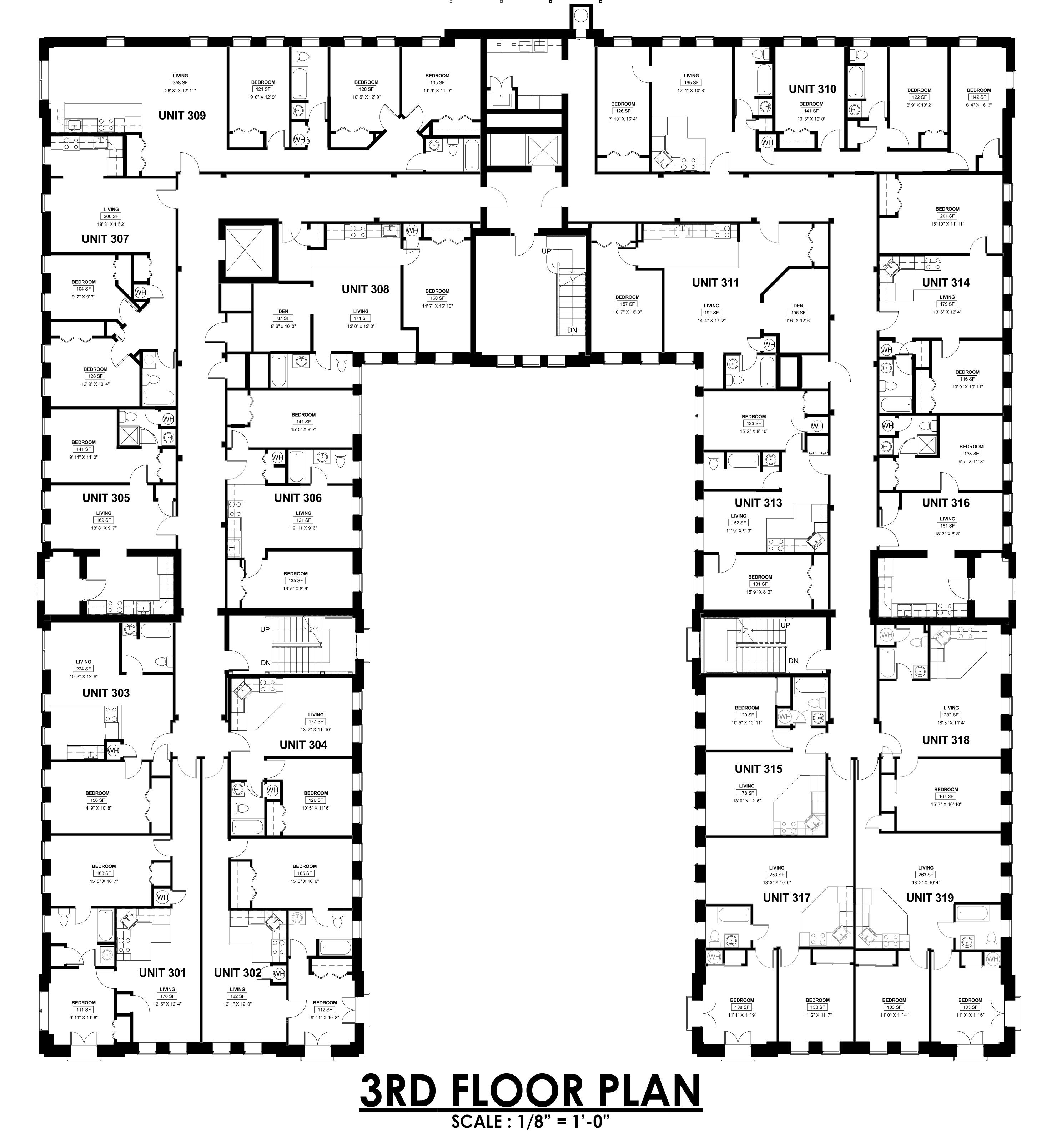 Resultado De Imagem Para Architecture Plans For Students Residence Architecture Plan How To Plan Floor Plans