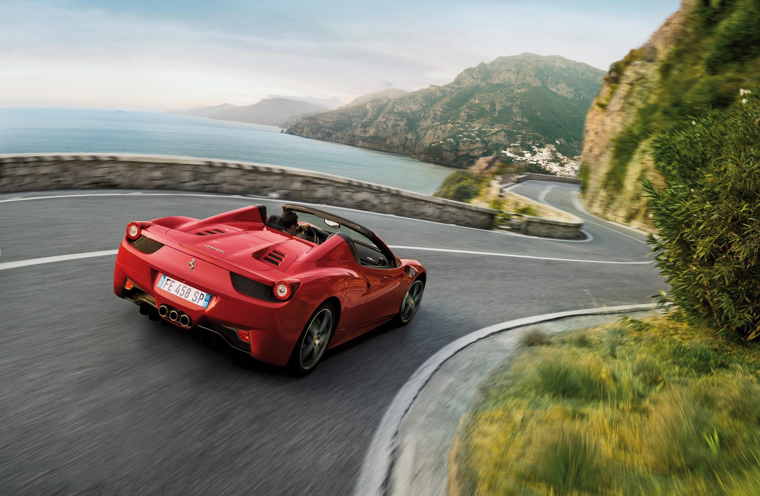 Rent A Luxury Car In Italy Ferrari 458 Ferrari Super Cars