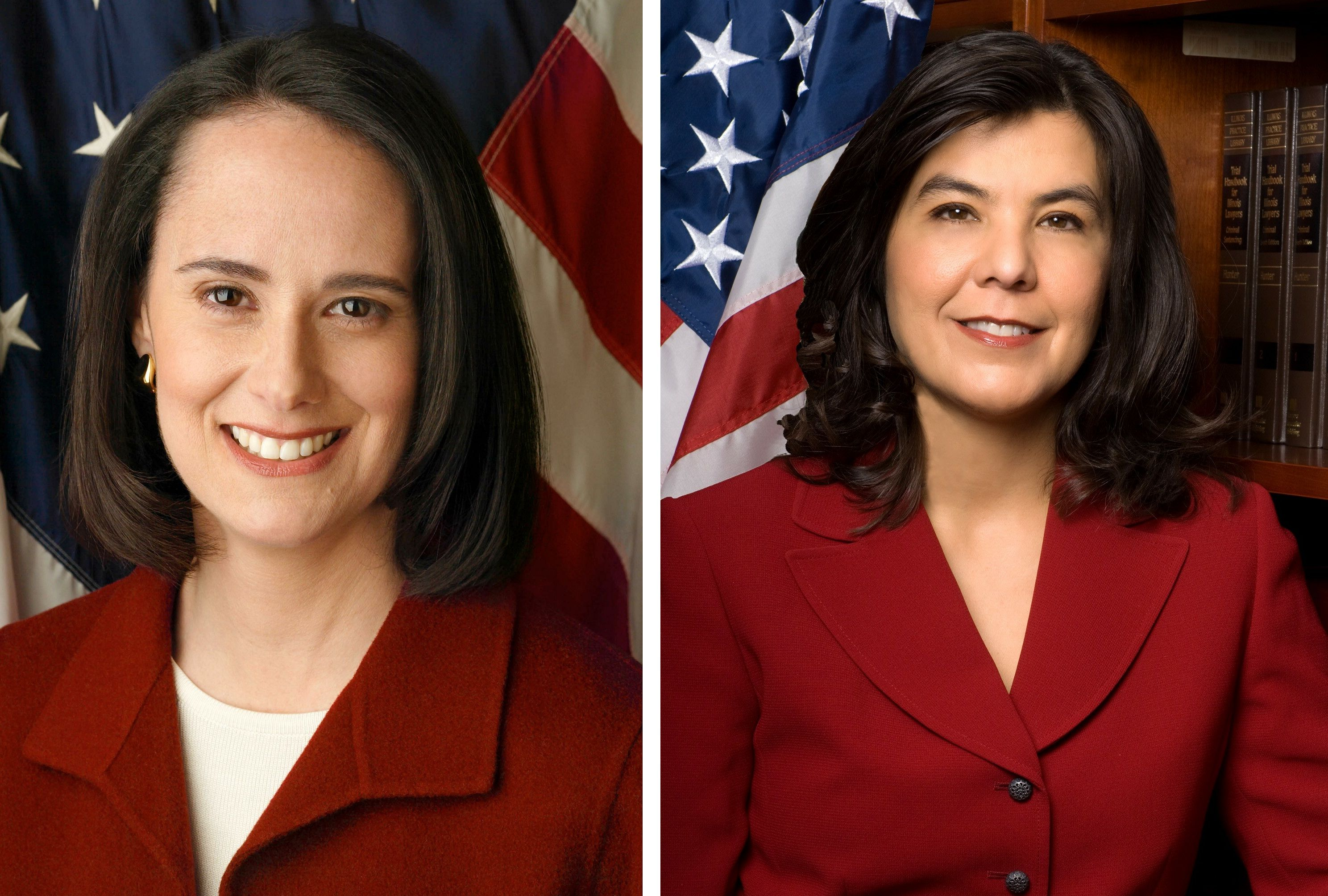 Illinois Attorney General Lisa Madigan and Cook County State's Attorney Anita Alvarez have refused to defend Illinois' 16-year-old ban same sex marriage ban saying it violates the state constitution's equal protection clause.