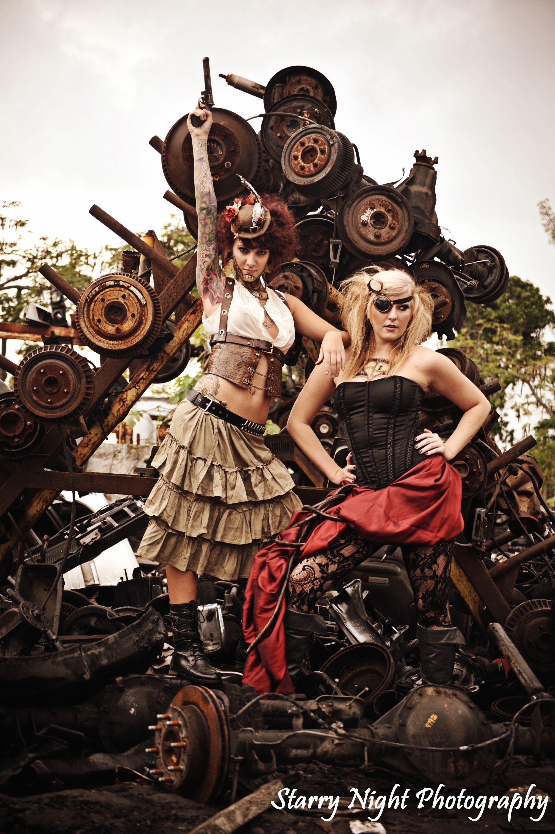 Another awesome junk yard photo junkyard