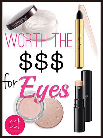 If you're ready to spend on new eye products, these are worth the investment.