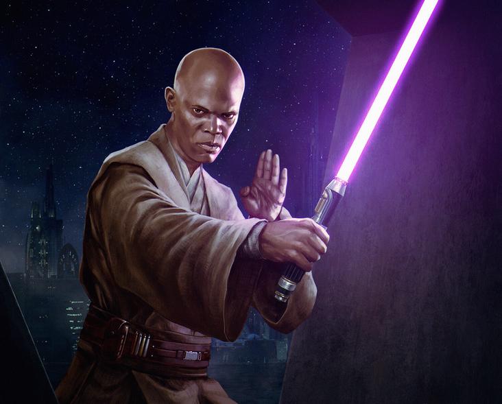 Mace Windu Wookieepedia Fandom Powered By Wikia Star Wars Background Star Wars Pictures Star Wars Images