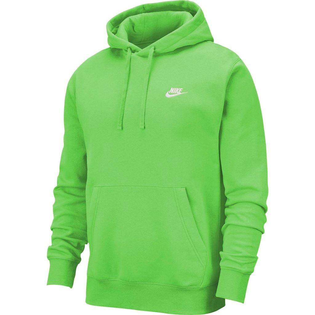 Men S Nike Sportswear Club Fleece Pullover Hoodie Hoodies Nike Clothes Mens Mens Sportswear [ 1024 x 1024 Pixel ]