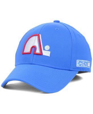 c91082124 Ccm Quebec Nordiques Nhl Hat Trick 2.0 Cap | Products | Hats, Quebec ...