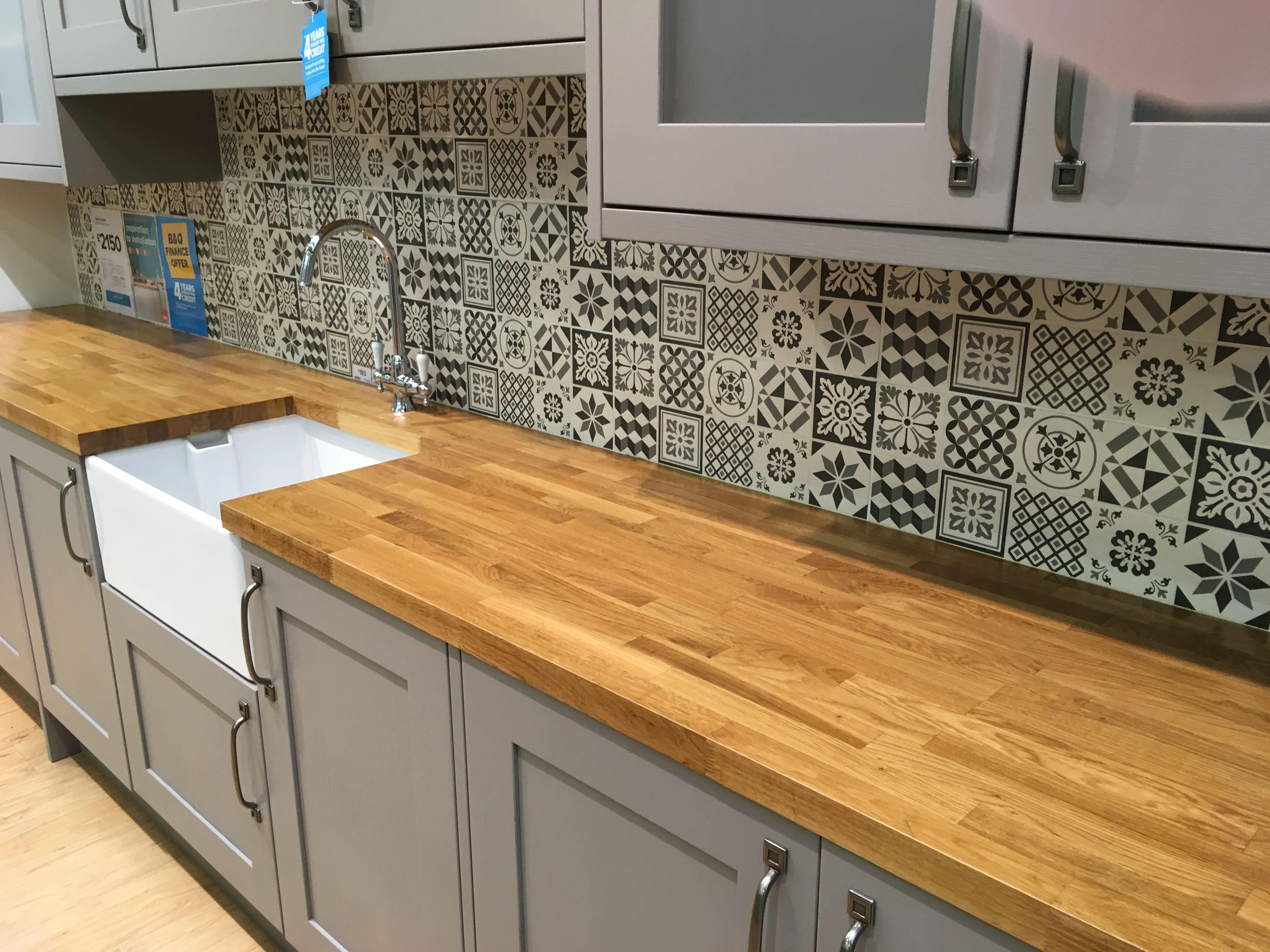 B&q Kitchen Design Jobs Carisbrooke Taupe Tiles B Q My True Homie In 2019 Morrocan