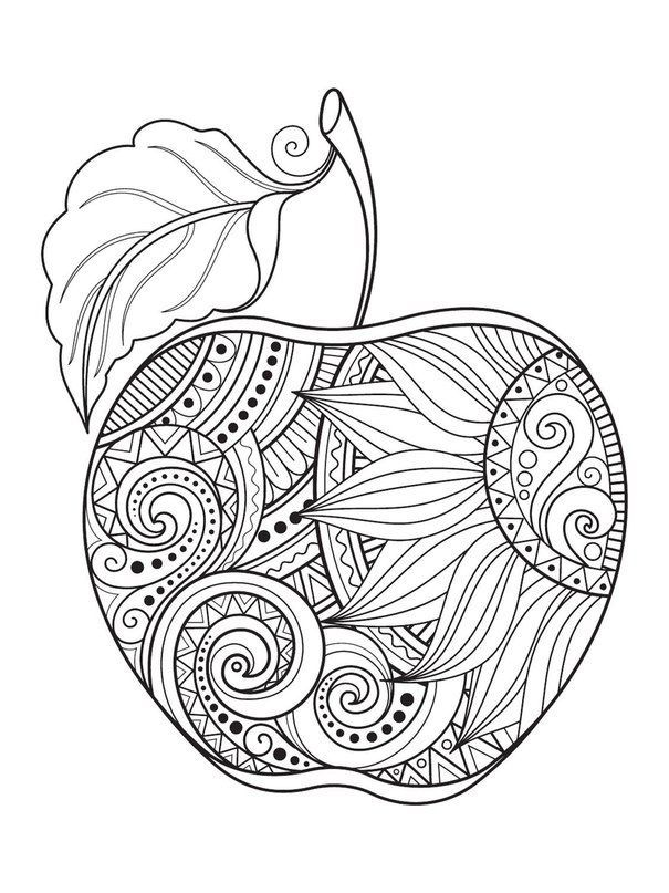i3rl4Pj_VJEjpg (605×807) FREE Adult Coloring Book Prints - fresh coloring pages for nature