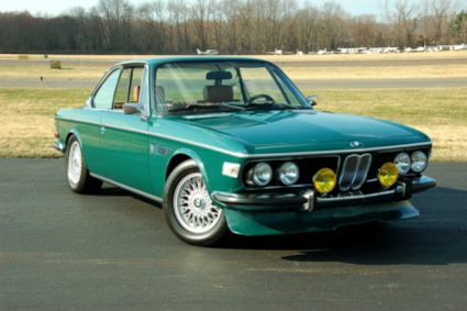 1972 BMW 3.0CSi Coupe Cool