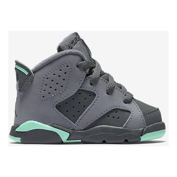 Air Jordan 6 Retro (2c-10c) Infant/Toddler Shoe. Nike.