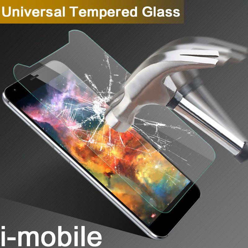 Universal Protection Tempered Glass Film For I Mobile Iq Big X Lucus 5 0 Inch 9h 2 5d Screen Protector For I Mobile Iq Ii 2 Phone Screen Protector Tempered Glass Screen Protector Tempered Glass
