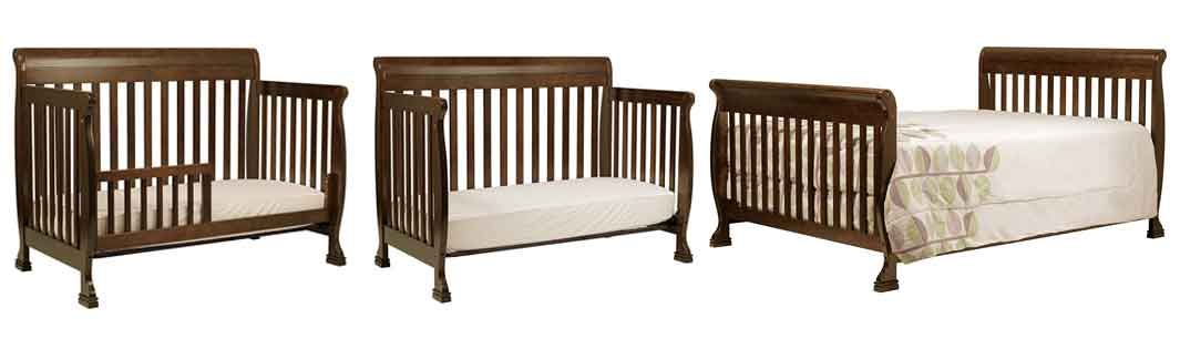 Top 10 Convertible Baby Cribs Reviews For New Pas