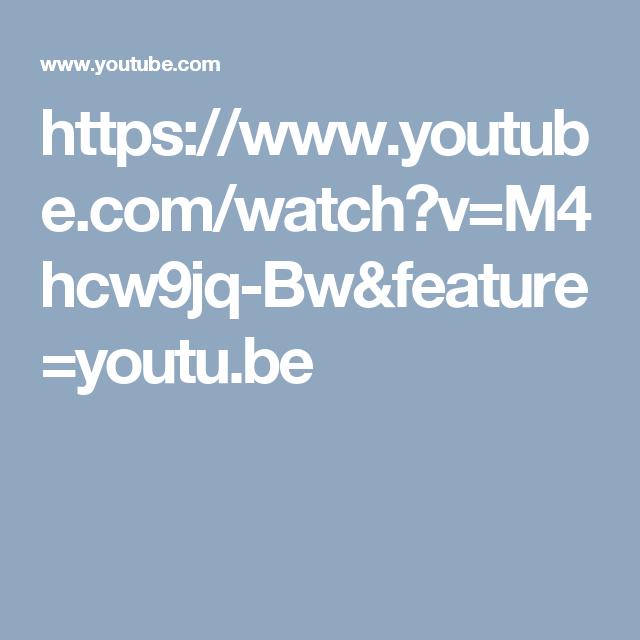 https://www.youtube.com/watch?v=M4hcw9jq-Bw&feature=youtu.be