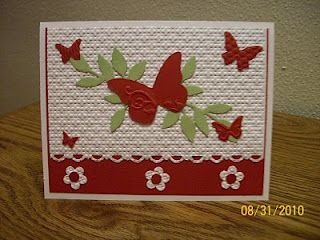 Indiana Inker - Butterfly Card - Stampin' Up!