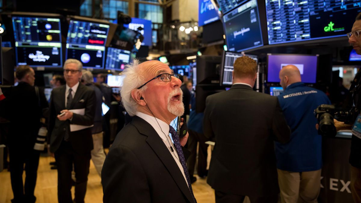 The stock market is near correction levels in 2020 stock