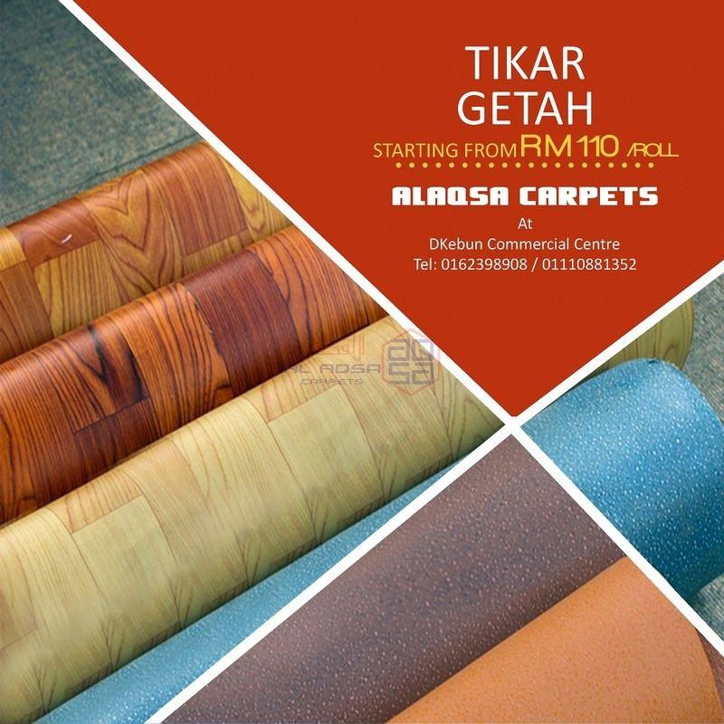 Best Bukan Tikar Getah Tapi Tikar Vinyl Promosi Raya For Sale 400 x 300
