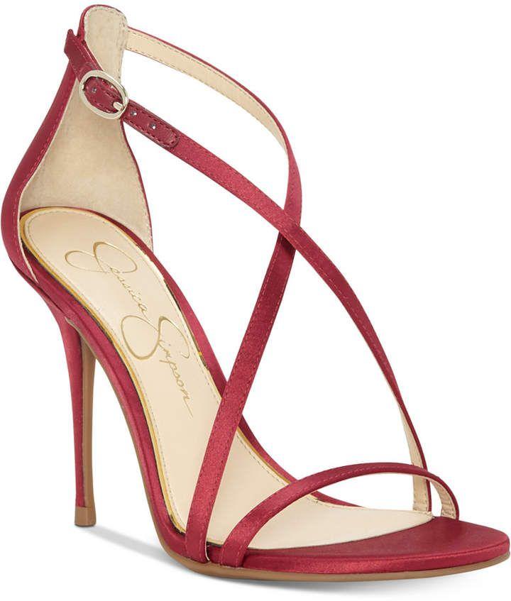 b5677ddc360 Jessica Simpson Aisha Dress Sandals Women s Shoes