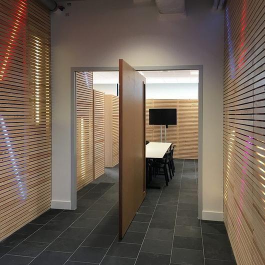 Pivot Hinges for Wooden Pivot Doors from FritsJurgens