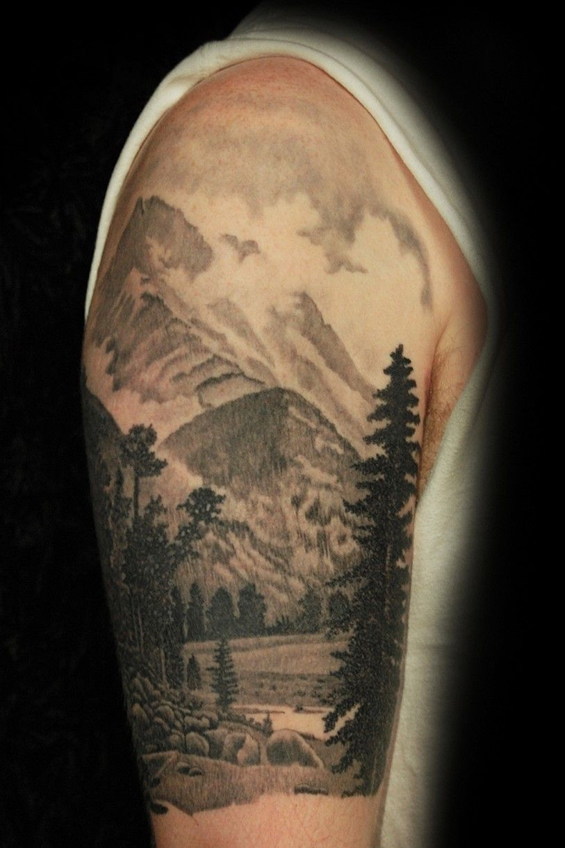 Rocky Mountain Body Paint