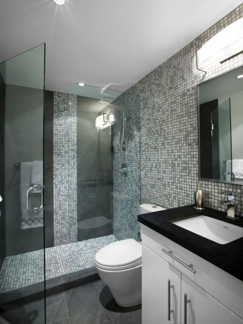 Charming Perfect Small Grey Bathroom Designs Luxury Home Design Gallery With Black  White And Grey Bathroom Part 22