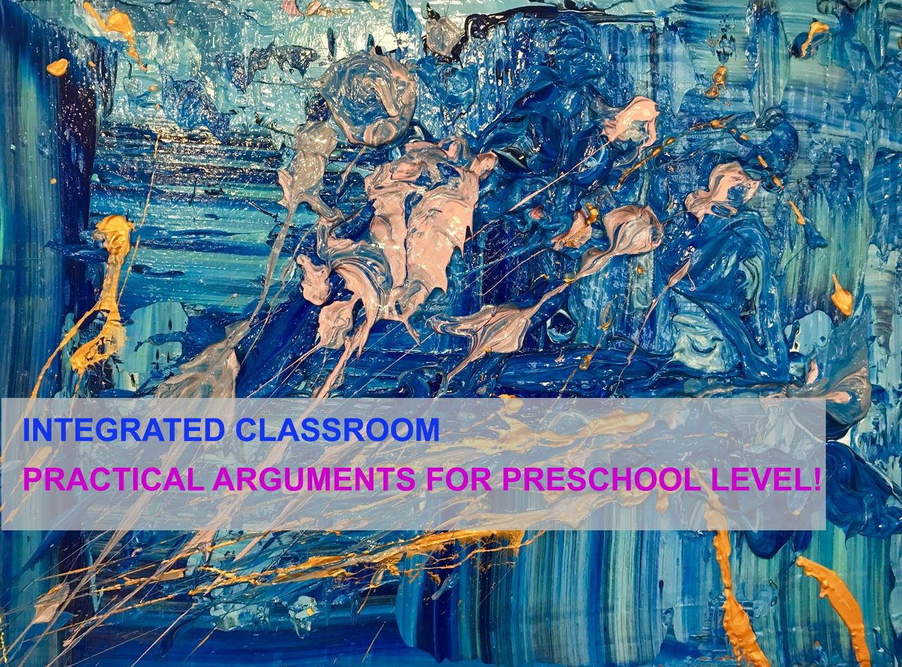 Integrated Classroom Practical Arguments At Pre School