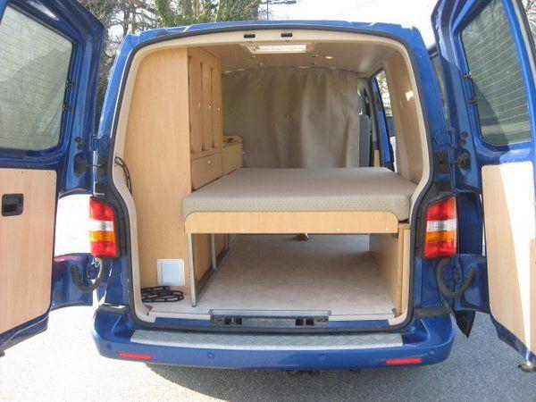 Préférence Camping car sur mesure VW Crafter | Autos - Sprinter | Pinterest  ZB59