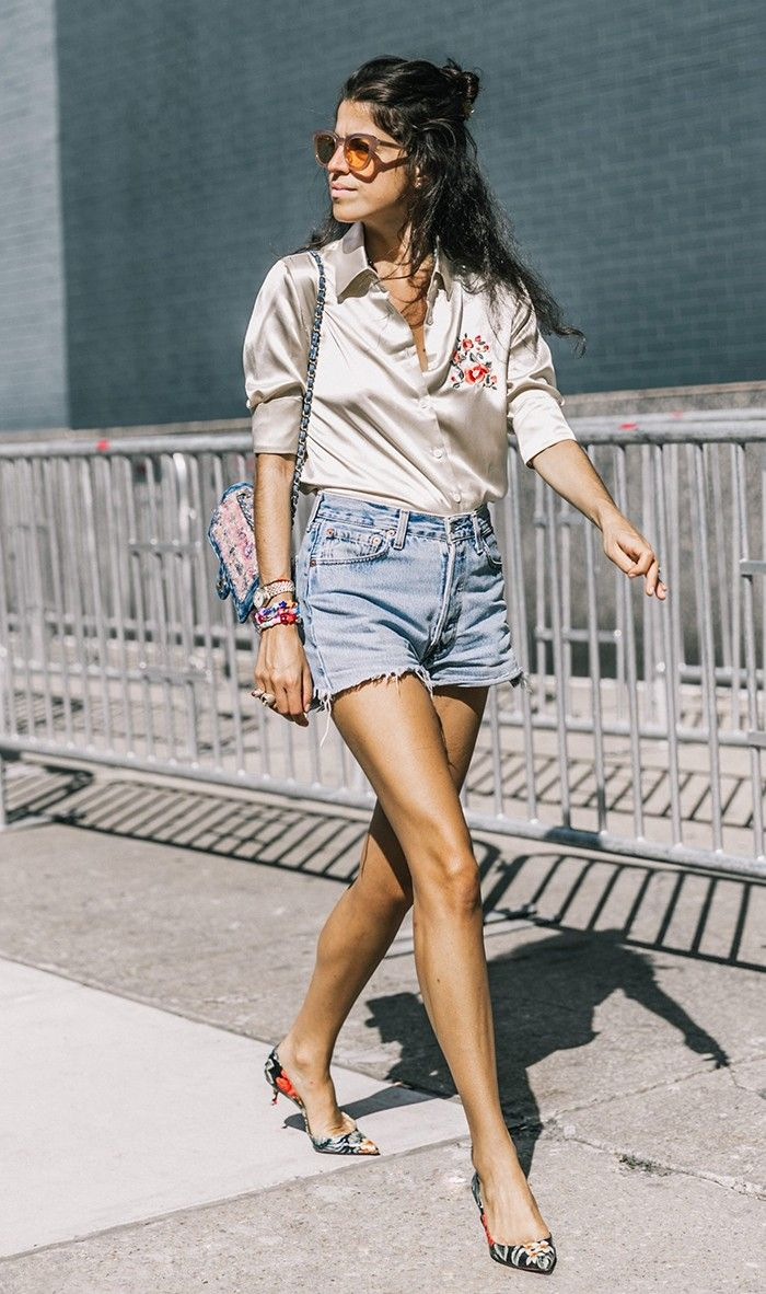 13 Cute Outfits You Can Copy Without Even Trying via @WhoWhatWear