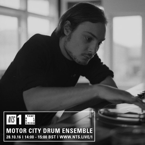 Check Out Motor City Drum Ensemble Jazz Mix 28th October 2016 By Nts Radio On Mixcloud Jazz City Drums