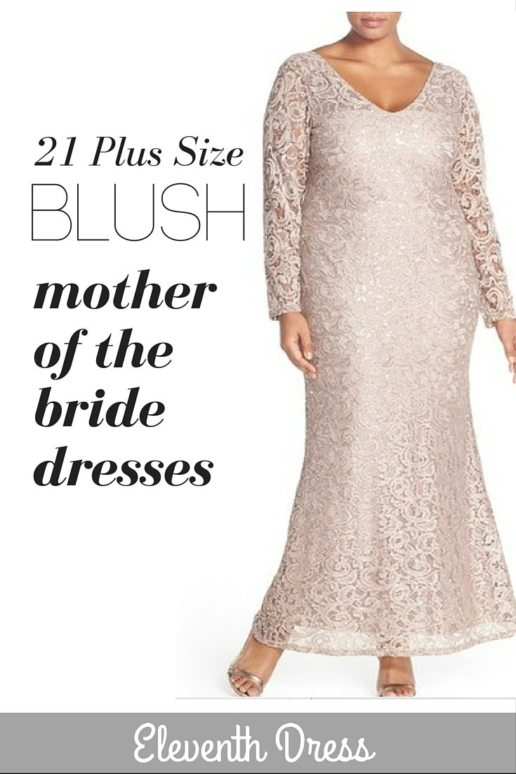 Blush Plus Size Mother Of The Bride Gowns Blush Mother Of The