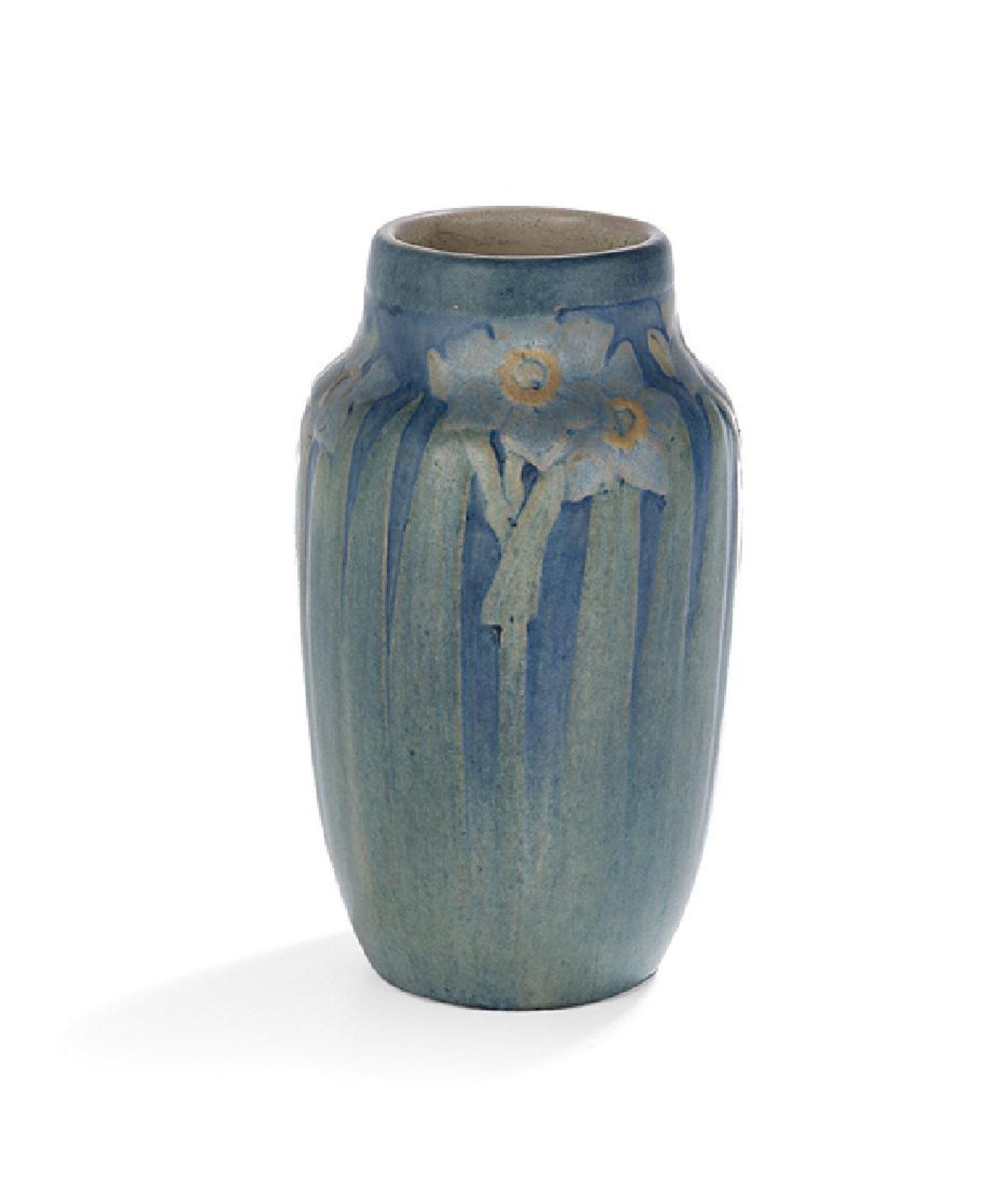 Rare Newcomb College Art Pottery Vase, 1914, Decorated By Alice