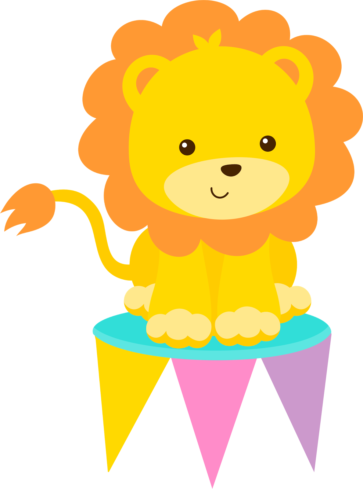 circus lion png - photo #10