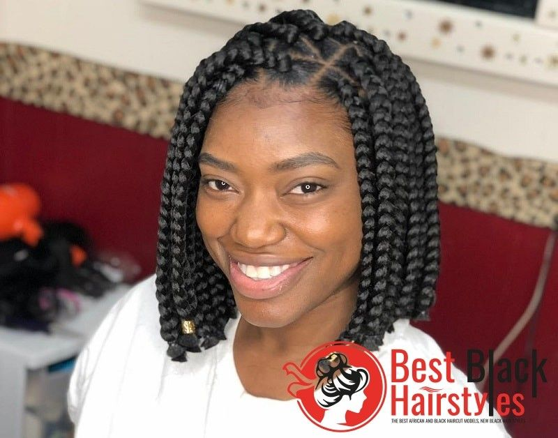 Perfect Hairstyles For Black Girls With Short Hair Bob Hairstyles Black Girl Short Hairstyles Hair Styles