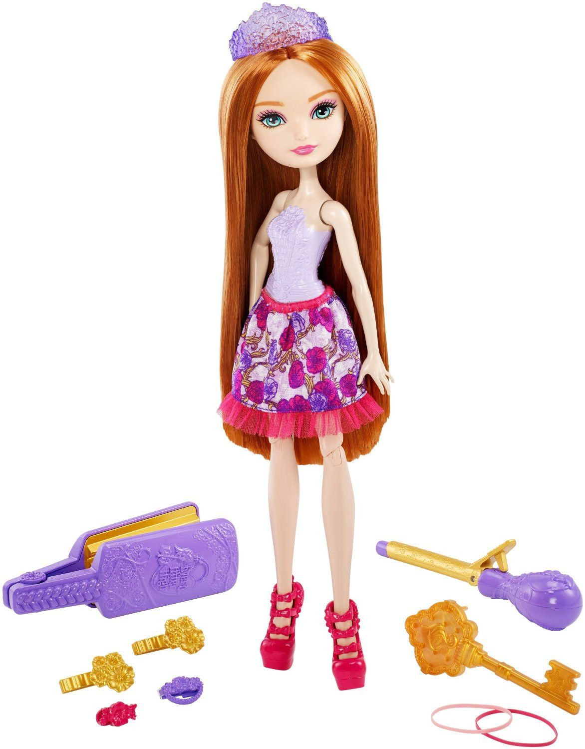 Ever After High Holly O 39 Hair Style Doll Hair Style And Dolls