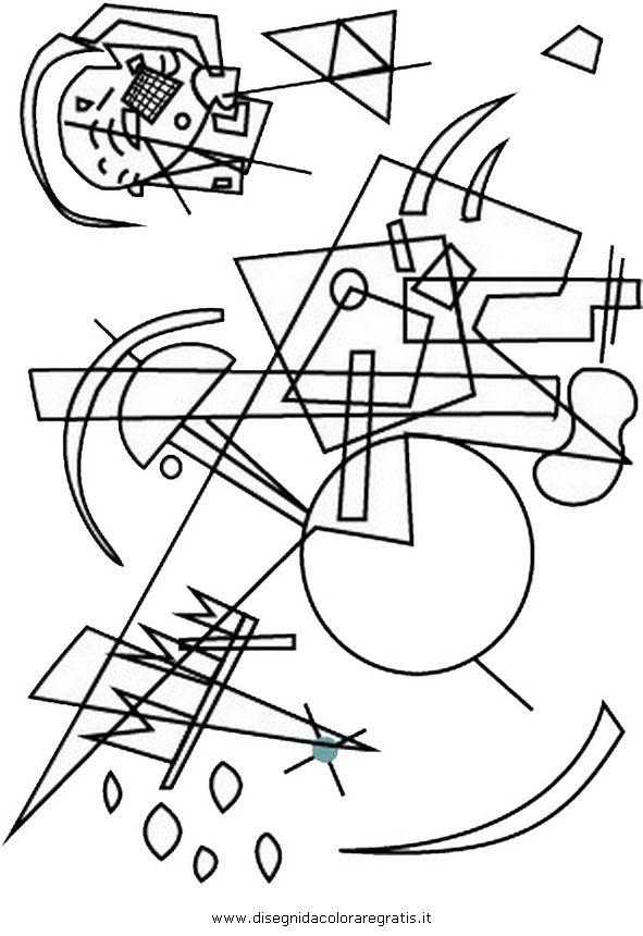 Misti Quadro Quadri Famosi Kandinsky 08 Jpg Kandinsky