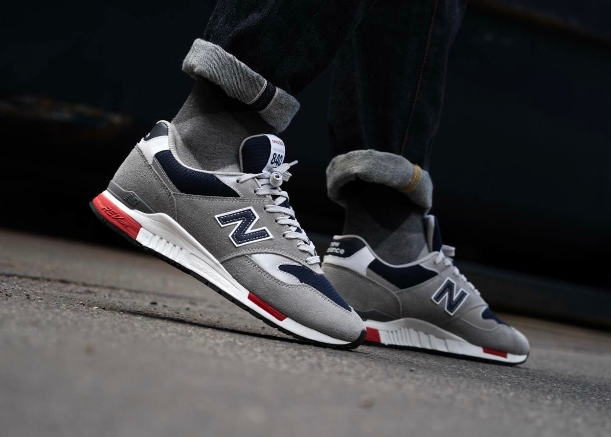 timeless design 180b9 2705d New Balance 840   Kicks in 2019   New balance, Shoes, Sneakers