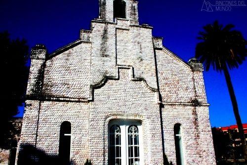 Capilla de la concha de la Toja en O Grove. #pontevedra #galicia #turismo #viajar