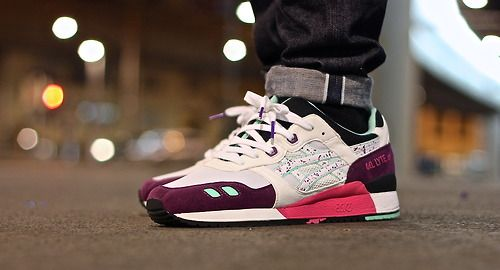asics air gel