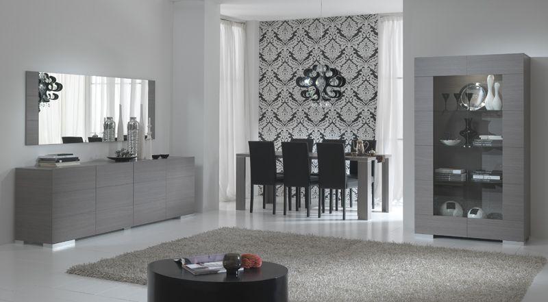 Salon Elba Chene Gris Home Decor Home Room