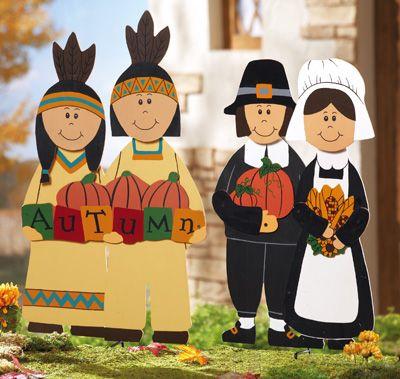24 wooden thanksgiving crafts ideas