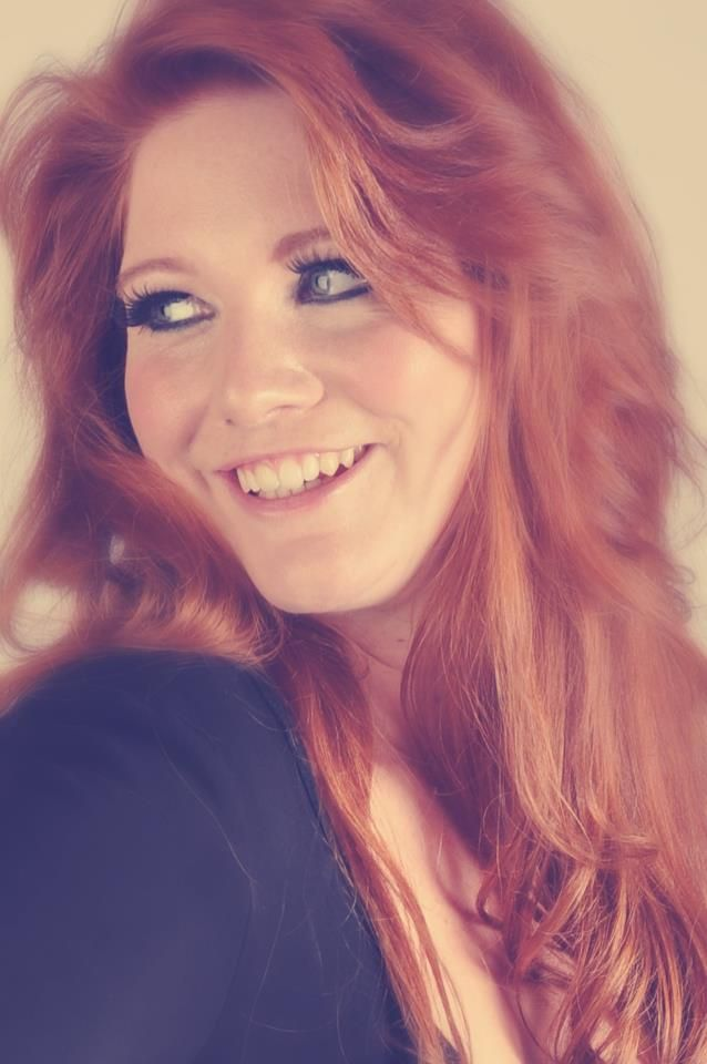 Beauty, red hair, smile, portret, photography