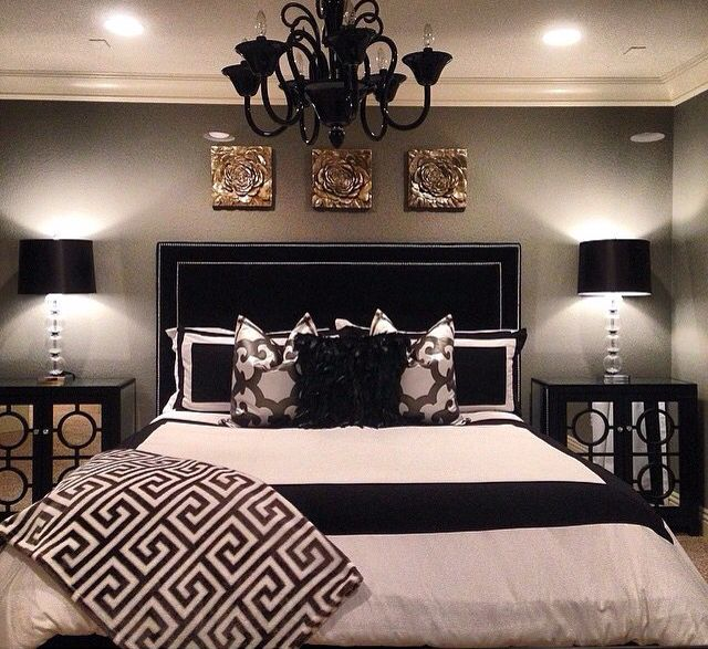 Bedroom design HOME SWEET HOME Pinterest Bedrooms, Master