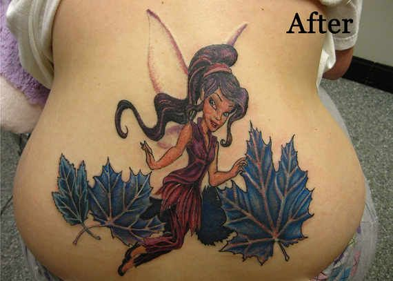 144a11f57 Appealing Fairy Tinkerbell Tattoos (8) | Disney Fairies Tinkerbell ...