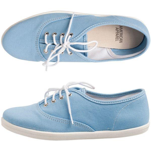 American Apparel Unisex Tennis Shoe (1